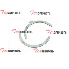 Кольца упорные коленвала Komatsu 4D92E, 4D94LE, 4D98E (пара) YM129900-02931, YM12990002931