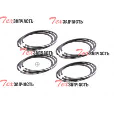 Кольца поршневые Yanmar 4TNE92 (комплект на поршень) 129904-22050, 12990422050