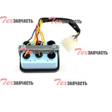 Блок ламп контрольных приборного щитка Komatsu 3EB-56-46510, 3EB5646510
