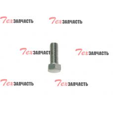 Болт крепления рулевого цилиндра М18х2,5 Komatsu 01010-81845, 0101081845