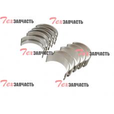 Вкладыши коренные 0,25 Nissan QD32 12209-MA70A, A-12209-MA70A