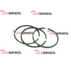 Комплект поршневых колец 0,5 Toyota 1DZ-II (комплект на двигатель) 13013-78202-71, 130137820271