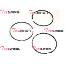 Комплект поршневых колец STD Toyota 1DZ-II (комплект на двигатель) 13011-78202-71, 130117820271