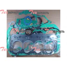 Комплект прокладок Toyota 1DZ (включая прокладку гбц и клапанной крышки) 04111-20182-71, 041112018271