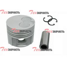 Поршень STD Toyota 1DZ-II (с пальцем, стопорными кольцами) 13101-78202-71, 131017820271