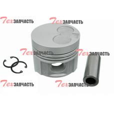 Поршень Toyota 1DZ-II, 0,5  (с пальцем, стопорными кольцами) 13103-78202-71, 131037820271