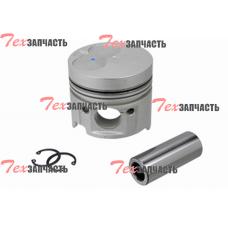 Поршень STD Toyota 1DZ (с пальцем, стопорными кольцами) 13101-78201-71, 131017820171