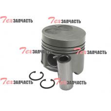 Поршень 1,0 Toyota 1DZ-II (с пальцем, стопорными кольцами) 13105-78202-71, 131057820271