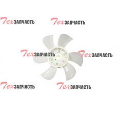 Крыльчатка вентилятора Toyota 1DZ 16361-23860-71, 163612386071