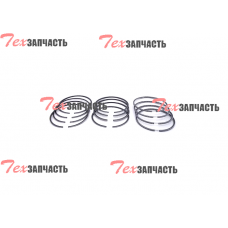 Комплект поршневых колец 0,5 Toyota 2Z  (комплект на двигатель) 13013-78701-71, 13013-78700-71, 130137870171, 130137870071