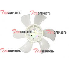 Крыльчатка вентилятора Toyota 2Z 16361-23860-71, 163612386071