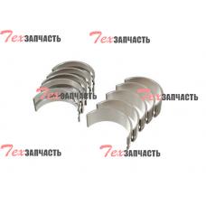 Вкладыши коренные STD (комплект) Toyota 2Z 11701-78700-71, 11701-78701-71, 11701-78702-71