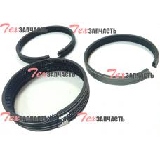 Кольца поршневые 485BPG  (комплект на двигатель) NA385B-04002/3/04100