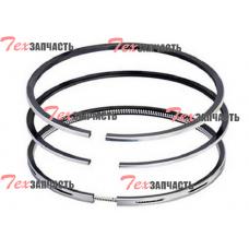 Кольца поршневые 490BPG  (комплект на двигатель) 490B-04002, 490B-04003, 490B-04101