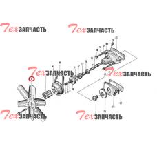 Вентилятор 485BPG, 490BPG 490В-41100