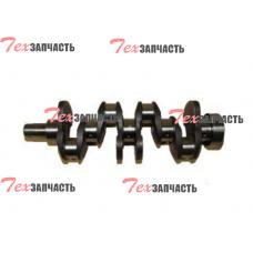 Коленвал двигателя Yanmar 4TNE92 (включая шестерню коленвала) 129900-21050, 12990021050