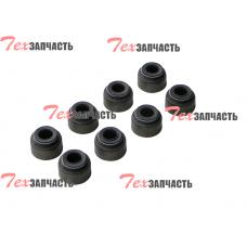 Маслосъемные колпачки (уплотнение клапана) Yanmar 4TNE92, 4TNE98 121400-11340, 124460-11340