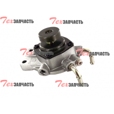 Насос топливоподкачивающий (крышка топливного фильтра) Yanmar 4TNE92, 4TNE98 129917-55810, 12991755810