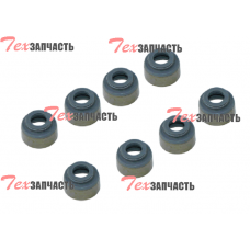 Маслосъемные колпачки Isuzu 4JG2, (комплект на двигатель), 8-94133-731-2, 894133-7312, 8941337312