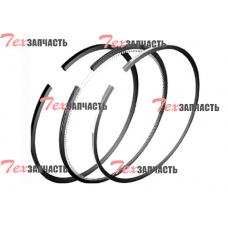Комплект поршневых колец Isuzu 4JG2 (3 шт на один поршень) 8-97080-215-0, 897080-2150, 8970802150