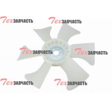 Крыльчатка вентилятора Isuzu 4JG2 (D=430, 6 лопастей) 8-94483-894-1, 894483-8941, 8944838941