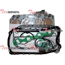 Комплект прокладок Isuzu 4JG2, (включая прокладку гбц и клапанной крышки) 5-87814-386-0, 587814-3860, 5878143860