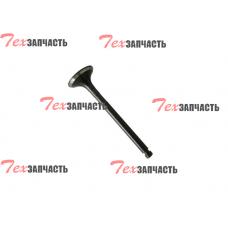 Клапан выпускной Isuzu 4JG2 8-97065-970-0, 897065-9700, 8970659700