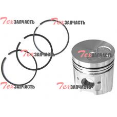 Поршень Yanmar 4TNE98 (в комплекте с кольцами, без пальца) 129903-22120, 12990322120