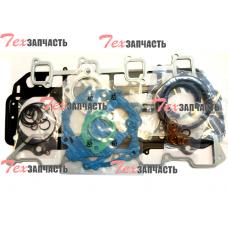 Комплект прокладок на двигатель Yanmar 4TNE98 (включая прокладку ГБЦ, под клапанную крышку, маслосъемные колпачки) 729903-92760, 72990392760