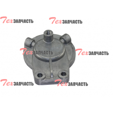 Насос топливоподкачивающий (крышка топливного фильтра) Yanmar 4TNV94 129004-55611, 12900455611