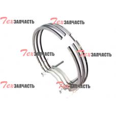 Кольца поршневые Yanmar 4TNV94  (комплект на поршень) 129906-22050, 12990622050