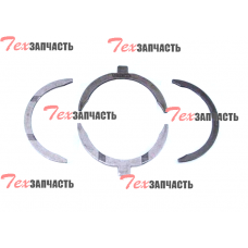 Полукольца коленвала 0,125 Toyota 5K (комплект) 11012-76001-71, 110127600171