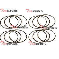 Комплект поршневых колец STD Toyota 5K (комплект на двигатель) 13011-76001-71, 130117600171