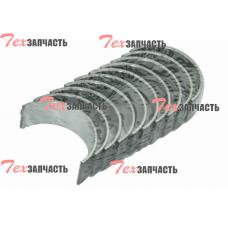 Вкладыши коренные 0,25 (комплект) Toyota 5K 11704-76001-71, 117047600171