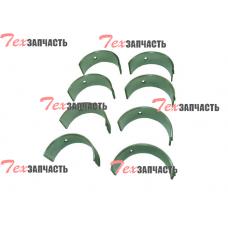 Вкладыши шатунные 0,75 (комплект) Toyota 5K 13206-76001-71, 132047600171