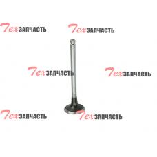 Клапан выпускной Isuzu 6BG1, Z-1-12552-025-1, Z1125520251, 1125520251, Z-1-12552-111-0, Z1125521110