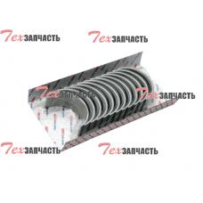 Вкладыши шатунные 0,25 (комплект) Isuzu 6BG1 Z-9-12273-608-0, Z9122736080, 9122736080