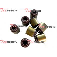 Маслосъемные колпачки Isuzu C240, Z-8-97120-307-0, 8-97120-307-0, 897120-3070 (комплект)