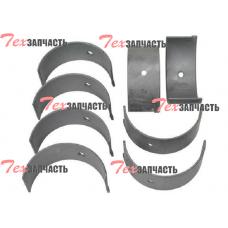 Вкладыши шатунные STD Nissan H25 (комплект) 12111-85G00, N-12111-85G00