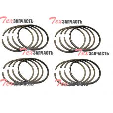 Комплект поршневых колец STD Nissan K15 (комплект на двигатель) 12033-FU310, N-12033-FU310