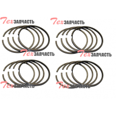 Комплект поршневых колец STD Nissan K21, Nissan K25 (комплект на двигатель) 12033-4E110, N-12033-4E110
