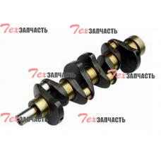 Коленвал двигателя Nissan K25 12201-FY500, N-12201-FY500
