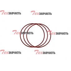 Кольцо гильзы уплотнительное LR4105, LR4B3, LR4108 RA020002/3