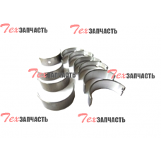 Вкладыши коренные STD (комплект на двигатель) Mitsubishi S4Q2 32C09-02010, 32C0902010