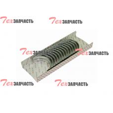 Вкладыши коренные 0,25 Mitsubishi S6S 32B09-00020, AG-32B09-00020