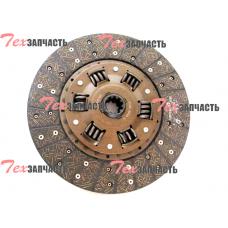 Диск сцепления ведомый (сухое сцепление) Komatsu 3EB-10-41220, 3EB1041220, 3EB-10-41221, 3EB1041221