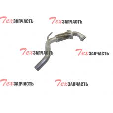 Труба выхлопная Komatsu 3EB-03-52120, 3EB0352120