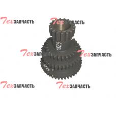 Блок шестерен КПП ГАЗ-52 51-1701050