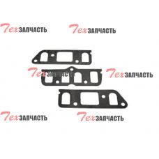 Прокладка коллектора (3 шт.) ГАЗ-52 12-10080