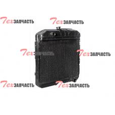 Радиатор водяной на Львовский погрузчик, ВК-51А-1301006